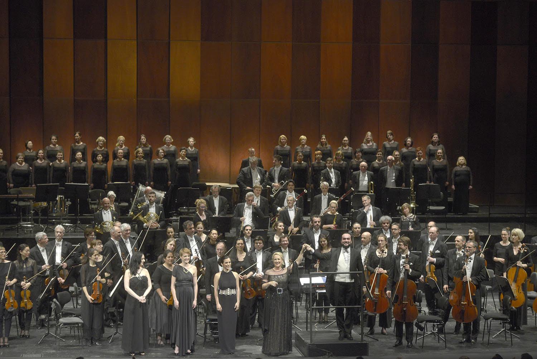 with Diana Damrau - Deutche Opera Berlin