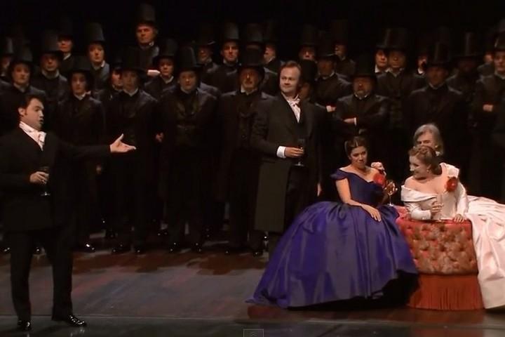 Parigi Opera Bastille La Traviata