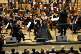 con Diana Damrau - Munchner Rundfunkorchester