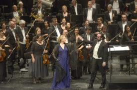 con Diana Damrau - Deutsche Oper Berlin